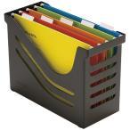 ショッピングブラックボックス クルーズ オフィスボックス OB-2000 A4E ブラック  (ファイルボックス/ボックスファイル/ボックスファイル)