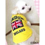 新作 かわいい 犬服・LONDONポップTシャツ