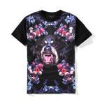 犬 顔 ロック rock Tシャツ メンズ