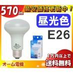 オーム電機 LDR6D-H A9 [LDR6DHA9] LED電球 レフランプ型 60W相当 昼光色 口金E26 密閉器具対応 「送料区分A」