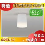 ODELIC オーデリック OL011252LDS LED小型シーリング 電球色 640lm UT・廊下・内玄関向け「送料区分B」