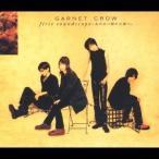 GARNET CROW/first soundscope 〜水のない晴れた海へ〜 【CD】