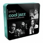 (V.A.)/SIMPLY COOL JAZZ 【CD】