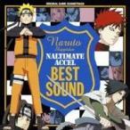 (ゲーム・ミュージック)/NARUTO-ナルト- 疾風伝 ナルティメットアクセル・ベストサウンド (初回限定) 【CD+DVD】
