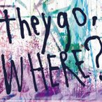 OLDCODEX/they go, Where?《通常盤》 【CD】