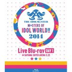 THE IDOLM@STER M@STERS OF IDOL WORLD!! 2014 Live Blu-ray DAY1 【Blu-ray】