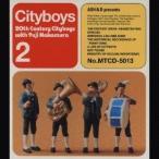 シティボーイズ with 中村有志/20th Century Cityboys 2 with Yuji Nakamura 【CD】