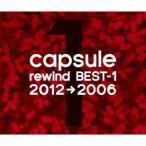 capsule��rewind BEST-1 2012��2006 ��CD��