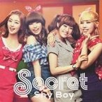 Secret/Shy Boy 【CD】