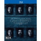 ゲーム・オブ・スローンズ 第六章:冬の狂風 ブルーレイ コンプリート・ボックス 【Blu-ray】