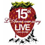 15th LAnniversary Live Blu-ray Disc
