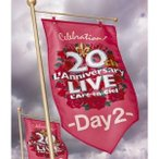 20th LAnniversary LIVE-Day2- Blu-ray Disc