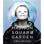 WORLD TOUR 2012 LIVE at MADISON SQUARE GARDEN Blu-ray Disc