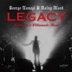 柳ジョージ&レイニーウッド/LEGACY Live'79 & Ultimate Best 【CD】