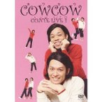 COWCOW CONTE LIVE 1 【DVD】