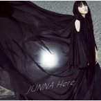 JUNNA/Here 【CD】