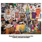 Superfly/Superfly 10th Anniversary Greatest Hits LOVE, PEACE & FIRE《通常盤》 【CD】