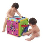 立って!座って!ハイハイで! 頭と体の知育ボックスDX  おもちゃ こども 子供 知育 勉強 ベビー クリスマス プレゼント 0歳8ヶ月