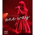 藤田麻衣子/藤田麻衣子 LIVE TOUR 2014-2015 one way 【Blu-ray】