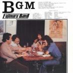 藤丸バンド/BGM 【CD】