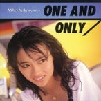 中山美穂/ONE AND ONLY 【CD】画像