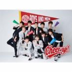 BOYS AND MEN/Cheer up! (初回限定) 【CD+DVD】