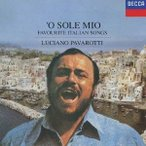 ルチアーノ・パヴァロッティ/オ・ソレ・ミオ〜イタリア民謡集 【CD】