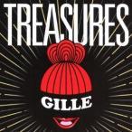 GILLE/TREASURES(初回限定) 【CD+DVD】