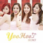 SECRET/YooHoo 【CD】