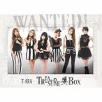 T-ARA/TREASURE BOX《サファイア盤》 【CD+DVD】