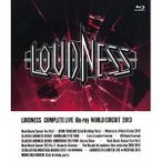 LOUDNESS/LOUDNESS COMPLETE LIVE Blu-ray WORLD CIRCUIT 2013 【Blu-ray】