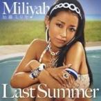 加藤ミリヤ/Last Summer 【CD】