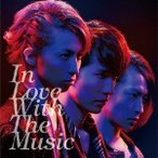 w-inds./In Love With The Music《初回盤A》 (初回限定) 【CD+DVD】