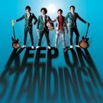 THE TON-UP MOTORS/KEEP ON STANDING!!(初回限定) 【CD+DVD】