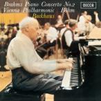 ヴィルヘルム・バックハウス/ブラームス:ピアノ協奏曲第2番 【CD】