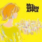 Mrs.GREEN APPLE/どこかで日は昇る《通常盤》 【CD】