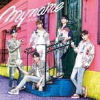 MYNAME/MYNAME is《通常盤》 【CD】