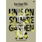 UNISON SQUARE GARDEN LIVE SPECIALfun time 724 at Nippon Budokan 2015.7.24 【DVD】