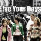 TRF/Live Your Days 【CD】