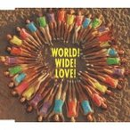 hitomi/WORLD! WIDE! LOVE! 【CD】