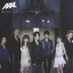 AAA/Hide-away 【CD】