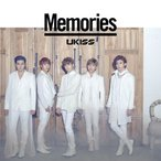 UKISS/Memories (初回限定) 【CD+DVD】