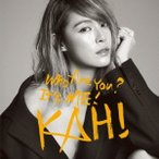 カヒ/KAHI Who Are You?+Come Back You Bad Person 【CD+DVD】