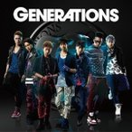 GENERATIONS from EXILE TRIBE/GENERATIONS 【CD】