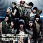 SUPER JUNIOR/Mr.Simple 【CD】