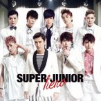 SUPER JUNIOR/Hero 【CD】