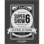 SUPER JUNIOR/SUPER JUNIOR WORLD TOUR SUPER SHOW6 IN JAPAN《Blu-ray2枚組 初回生産限定版》 (初回限定) 【Blu-ray】