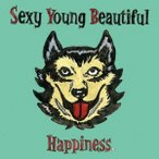Happiness/Sexy Young Beautiful 【CD】