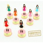 Happiness/GIRLZ N' EFFECT 【CD+Blu-ray】