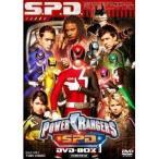 POWER RANGERS S.P.D. DVD-BOX 1 【DVD】